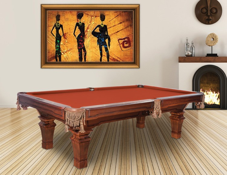 Tiffany Pool Table