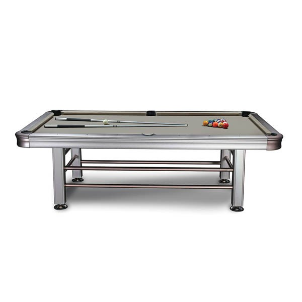 8′ Outdoor Pool Table